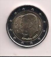 2 EUROS 2014 2 REYES - España