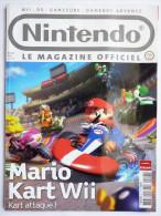 NINTENDO LE MAGAZINE OFFICIEL N°67 2008 MARIO KART Wii KART ATTAQUE ! - Books
