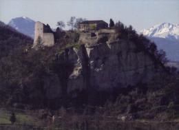 Canossa - Ruderi Del Castello / Chiesa Di Sant'Apollonio (vista Lato Nord) - Non Viaggiata - Reggio Nell'Emilia