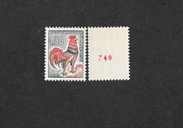 1331Ab ** Avec N° Au Verso. T.B.  Parfait état.  Meilleur PRIX!!!!! - Unused Stamps