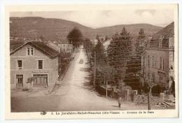 CPA HAUTE-VIENNE  - 87 - La Jonchère Saint Maurice - France