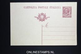 Italy: Cartolina Postale P65  1927 - Postwaardestukken