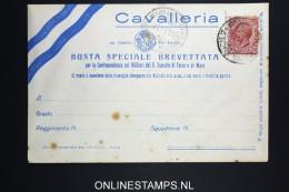 Italy: Cavalleria Busta 1916 - 1900-44 Vittorio Emanuele III