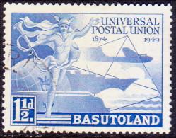 BASUTOLAND 1949 SG #38 1½d VF Used UPU - Basutoland (1933-1966)