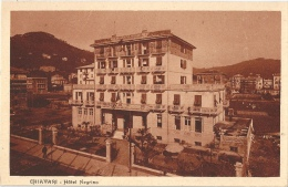CHIAVARI Hôtel Negrino - Italie
