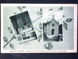 VENETO -PADOVA -ABANO -F.P. - Padova (Padua)
