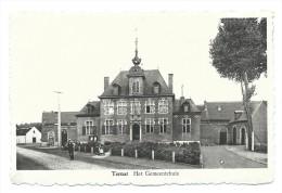 CPA - TERNAT - TERNATH - Het Gemeentehuis  // - Ternat