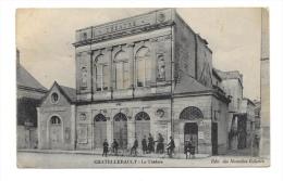 (2938-86) Chatellerault - Le Théâtre - Chatellerault