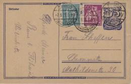 Germany; Infla Postal Card Sept. 7, 1922 - Allemagne