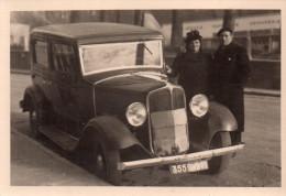 Photo ( Genre Carte ) 62 Boulogne-sur-mer , Docteur Juliette Aubrun Resistante Et Belle Automobile(voir Detail) - Automobiles