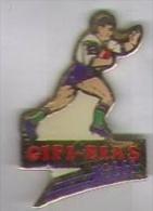 Gifi Bias. Le Rugbyman - Rugby
