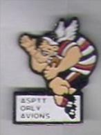 ASPTT Orly Avions Le Rugbyman - Rugby