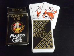 jeu de 52 cartes � jouer - MAISON DU CAFE
