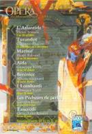 "Carte Postale ""Cart´Com"" (2000) - Opéra De Marseille - Saison 2000 / 2001 (illustration : R. Campana) - Opéra"
