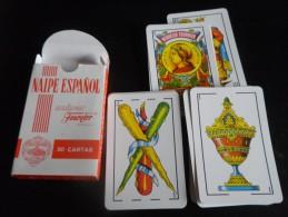 jeu de 50 cartes catalanes - espagnoles