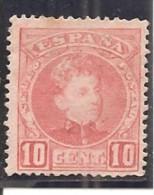 España/Spain-(MH/(*)) - Edifil  243 - Yvert 214 (sin Goma) - 1889-1931 Kingdom: Alphonse XIII