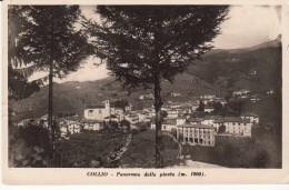 Collio Brescia Panorama Dalla Pineta - Italia