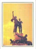 Folder Card Martyrs square beirut Beyrouth LEBANON LIBAN