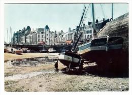 44 - Le Croisic - Marée Basse Dans Le Port - Editeur: Jos N° 9104 - Le Croisic