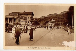 Bilbao Algorta Balneario Igeretze Tarjeta Postal Spain Vintage Original Postcard Cpa Ak (W4_679) - Vizcaya (Bilbao)