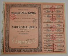 Changements De Vitesse Campbell à Bron - Transports