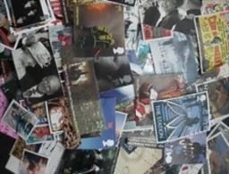 Great Britain LazyBag 250g (8½oz) OFF PAPER Modern Commemorative + Christmas Stamps  KILOWARE GB UK   [vrac Kilowaar] - Stamps