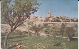 CPA Jerusalem, Mount Zion, Mont Sion, Zionsberg - Palestina