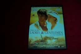FILM DE CLAUDE LELOUCH  °°  LADIES & GENTLEMEN  AVEC PATRICIA KAAS  ++++ - DVD