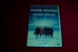 FILM DE CLAUDE LELOUCH  °°  PARTIR REVENIR  AVEC JEAN LOUIS TRINTIGNANT  ++++++++++ - DVD