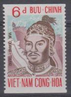 VIETNAM - 1972 King Quang Trung Booklet Stamp. Scott 411a. Mint Hinged - Vietnam