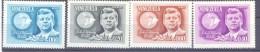 1965. Venezuela, J.F. Kennedi, President Of USA, 4v, Mint/** - Venezuela