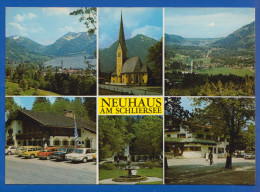 Deutschland; Neuhaus Am Schliersee; Multivuekarte - Germany