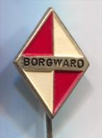 Cars - BORGWARD, Car  Auto, Vintage Pin  Badge - Pin's & Anstecknadeln