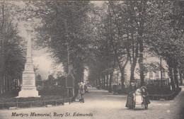 Martyrs Memorial, Bury St edmunds (pk16247)