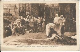 DIS075 - BELLE ARTI - P. VANNI - LA PESTE DI SIENA - F.P. VIAGGIATA 1924