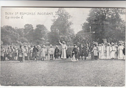 Bury St edmunds, Pageant, episode 2, I slew him (pk16248)