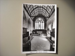 ANGLETERRE SUSSEX CHICHESTER CHAPEL AT MARY'S HOSPITAL - Chichester