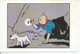 029 - TINTIN - TINTIN EN AMERIQUE - Déssin : HERGE - Hergé