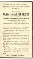 Rouvroy Dampicourt   Alcide Joseph Georges époux De Anaise Augusta Saint Mard 1879 1947 - Rouvroy