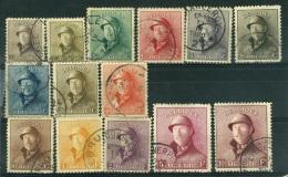 N�  165-178 OBLITERES - 1919