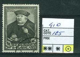 N�  410  OBLITERES - 1935
