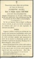 Rouvroy Dampicourt  Joseph Noel Ancien Bourgmestre 1865 1949 - Rouvroy