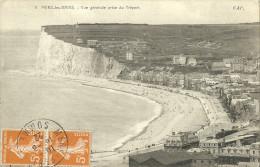 Mers Les Bains Vue Generale Prise Du Treport - Mers Les Bains