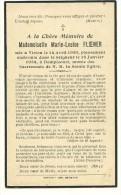 Rouvroy Dampicourt  Marie Louise Floener Virton 1920 1934 - Rouvroy