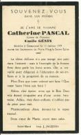 Rouvroy Dampicourt  Catherine Pascal épouse De Emile Genin 1939 - Rouvroy