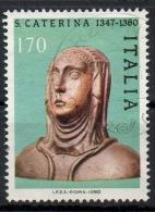 ITALIA REP. 1980 - Santa Caterina da Siena