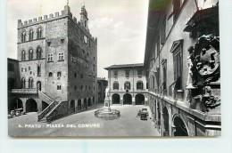 S.PRATO - Piazza Del Commune. - Prato