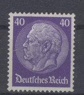 Lot Deutsches Reich Michel No. 472 * ungebraucht