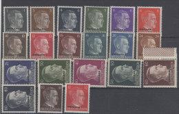 Ostland Michel No. 1 - 20 ** postfrisch
