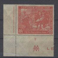 SBZ Michel No. 230 ** postfrisch DZ